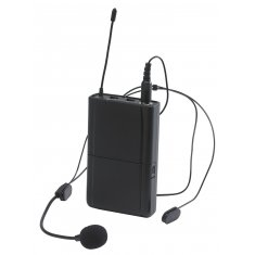 Micro Serre-tête Power Acoustics pour BE9515 ABS