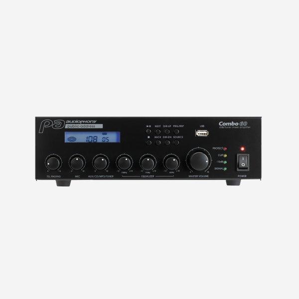 Ampli Sono Audiophony COMBO60
