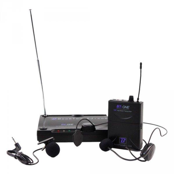 BoomTone DJ VHF ONE S HL