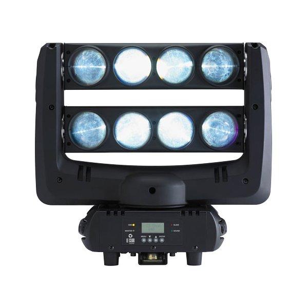 Lyre LED Contest Storm-8x10WH
