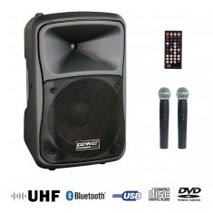 BE 9515 UHF MEDIA Power Acoustics