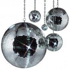 Boule à facettes American DJ Mirrorball 20 cm
