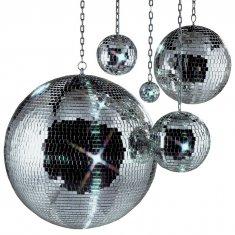 Boule à facettes American DJ Mirrorball 30 cm