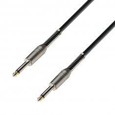 Câble Instrument Jack 6,35 mm mono vers Jack 6,35 mm mono 3 m