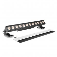 Cameo PIXBAR DTW PRO - 12 x 10 W Tri-LED Bar with Variable White Light and Dim-to-Warm Control