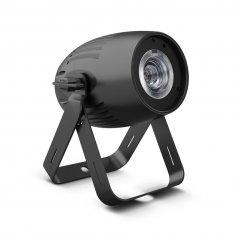 Cameo Q-SPOT 40 RGBW - Spot compact à LED RGBW de 40W, modèle noir