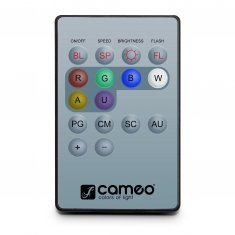 Cameo Q-SPOT REMOTE - Télécommande infrarouge pour Q-SPOTS