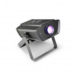 Cameo SCUBA - Effet d'eau avec LED de 90 W, roue chromatique et 2 lentilles
