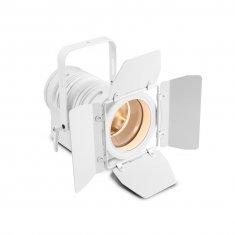 Cameo TS 40 WW WH - Spot pour théâtre avec lentille plan convexe et LED blanc chaud 40W, boîtier blanc