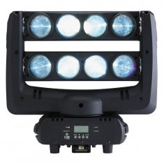 Lyre LED Contest Storm-8x10WH