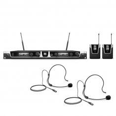 Double Micro HF LD Systems U505 BPH 2