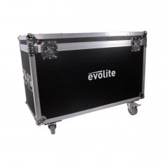Evolite Air Wash 1910z Flightcase 2in1