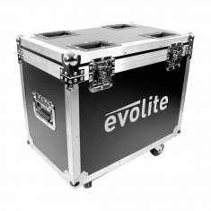 Evolite Flight Case Twin 2R