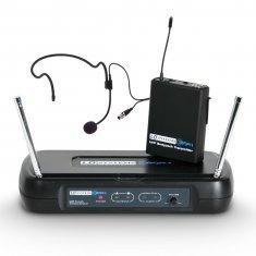 LD Systems ECO 2 BPH B6 II - Système de micro sans fil avec émetteur ceinture et micro serre-tête