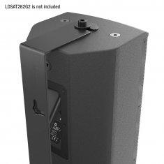 LD Systems SAT 262 G2 WMB - Fixation murale pivotante pour SAT 262 G2 noir