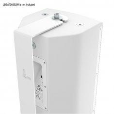 LD Systems SAT 262 G2 WMB W - Fixation murale pivotante pour SAT 262 G2 blanc