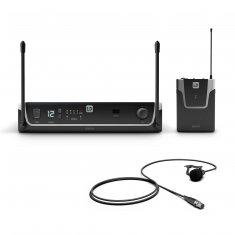 LD Systems U304.7 BPL - Système de Micro sans Fil avec Émetteur Ceinture et Micro Cravate
