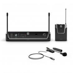 LD Systems U306 BPW - Système de Micro sans Fil avec Émetteur Ceinture et Micro Instruments à Vent