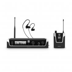 LD Systems U504.7 IEM HP - In-Ear Monitoring System with Earphones