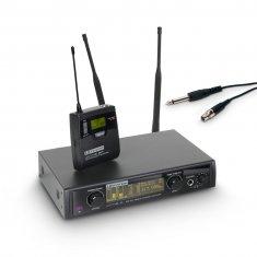 LD Systems WIN 42 BPG B 5 - Système de Micro sans Fil avec Émetteur Ceinture et Câble Guitare bande 5 516 - 558 MHz