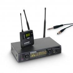 LD Systems WIN 42 BPG - Système de Micro sans Fil avec Émetteur Ceinture et Câble Guitare