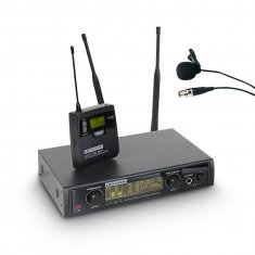 LD Systems WIN 42 BPL B5 - Système de Micro sans Fil avec Émetteur Ceinture et Micro Cravate
