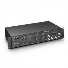 LD Systems ZONE 423 - Mixeur 2 zones rackable 2 U