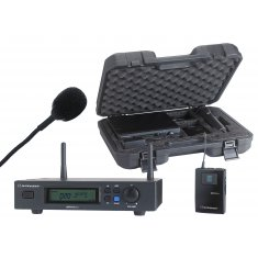 Micro Cravate Audiophony  PACK-UHF410-Lava