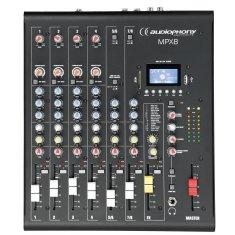 MPX8 Audiophony