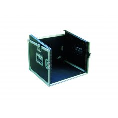 Power Flight Cases - 6 U COMBO