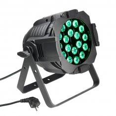 Projecteur  Cameo  Studio PAR 64 CAN Q 8W