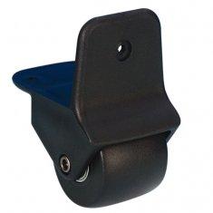 Roulette d'Angle nylon 50 mm