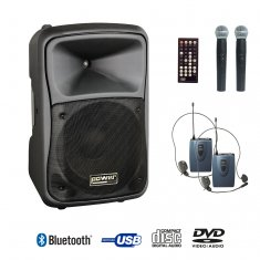 Sono portable Power Acoustics BE 9515  PT ABS