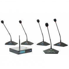 Système de conférence sans fil Rondson WDM69-2