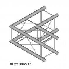 Structure alu Duratruss DT 24-C21-L90