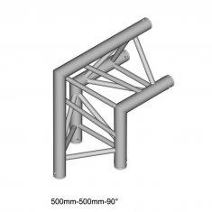 Structure alu Duratruss DT 33-C24-D90