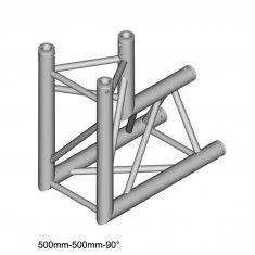 Structure alu Duratruss DT 33-C25-D90