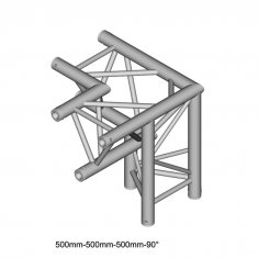 Structure alu Duratruss DT 33-C34-LD