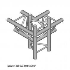 Structure alu Duratruss DT 33-C44-LUD