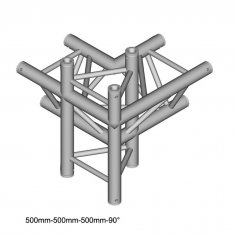 Structure alu Duratruss DT 33-C45-LUD