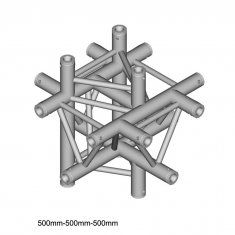 Structure alu Duratruss DT 33-C61-XUD