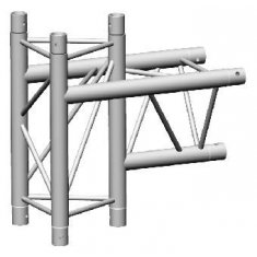 Structure alu Mobil Truss Trio Deco A 31604