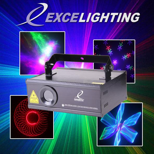 laser excelighting club 1000 rgb fx5 en vente sur technimusic. Black Bedroom Furniture Sets. Home Design Ideas