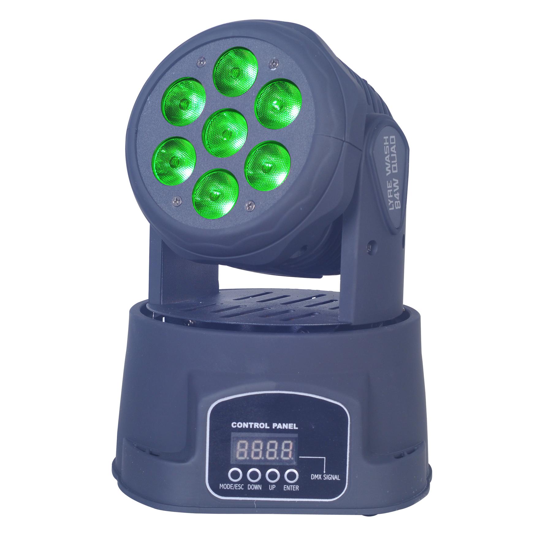 5152107cb2eb11 Power Lighting LYRE WASH 84W QUAD en vente au meilleur prix sur ...
