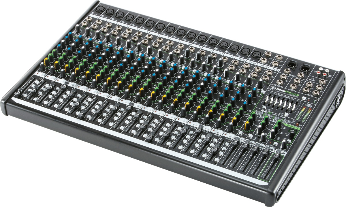 Table de mixage mackie profx22v2 en vente sur technimusic - Table de mixage professionnelle studio ...