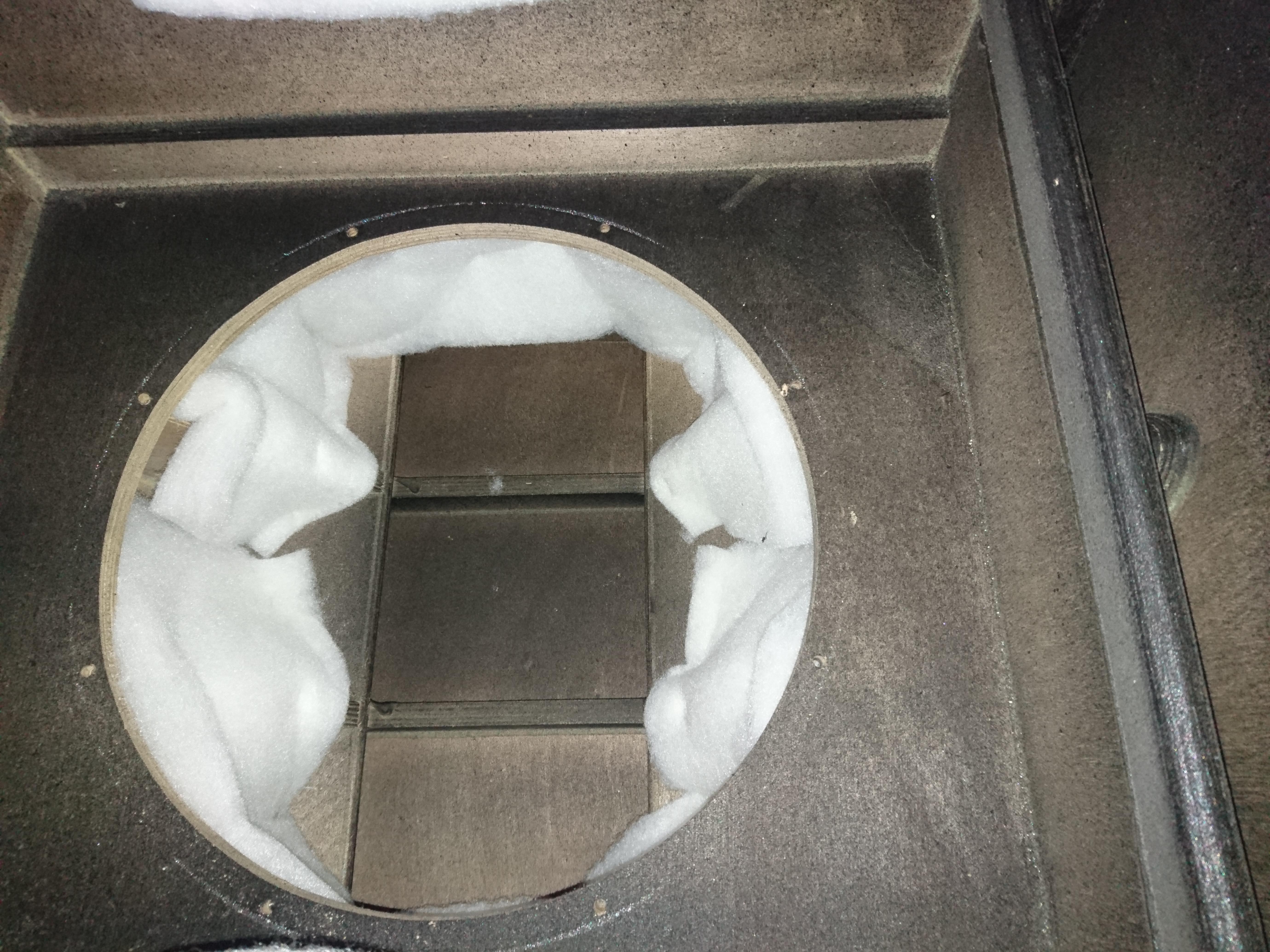 TURBOSOUND NUQ 118B AN caisson de basses dispo chez Technimusic